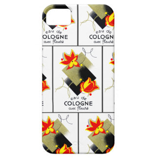 1920 French Floral perfume iPhone SE/5/5s Case