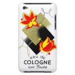 1920 French Floral perfume iPod Case-Mate Cases