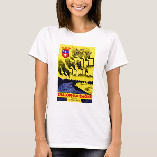 1920 French Industrial Expo T-Shirt