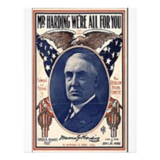 1920 Harding Flyer