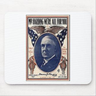 1920 Harding Mousepad