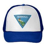 1920 Hawaii, Land of Dreams Mesh Hats
