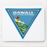 1920 Hawaii, Land of Dreams Mousepad