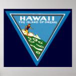 1920 Hawaii, Land of Dreams Posters