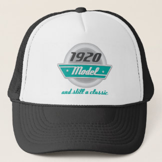 1920 Model and Still a Classic Trucker Hat