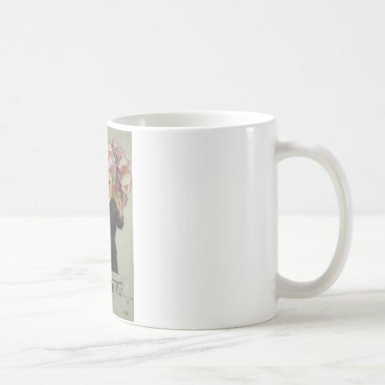 1920 Presidential Campaign Coffee Mug