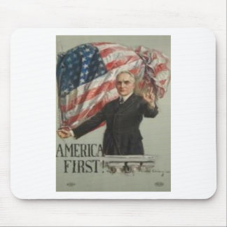 1920 Presidential Campaign Mouse Pads