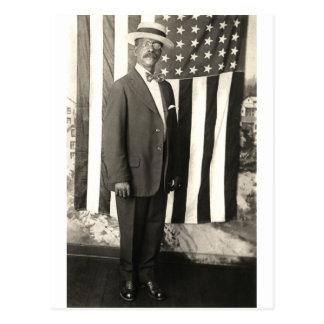 1920 Proud American Gentleman Postcard