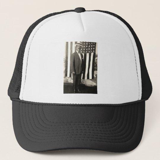 1920 Proud American Gentleman Trucker Hat