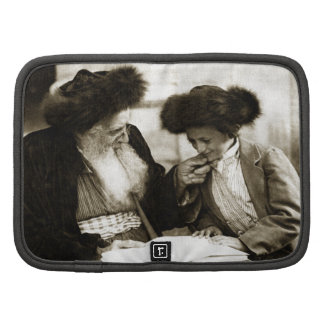 1920 Studying the Torah, sepia toned Organizers