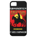 1920 The Times of Cuba iPhone 5 Covers