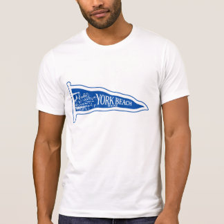 1920 York Beach Maine, light blue T-Shirt