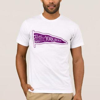1920 York Beach Maine, purple T-Shirt
