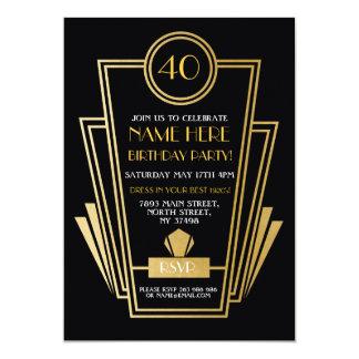 1920s Invitations & Announcements   Zazzle