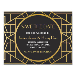 great gatsby party invitations announcements zazzle. Black Bedroom Furniture Sets. Home Design Ideas