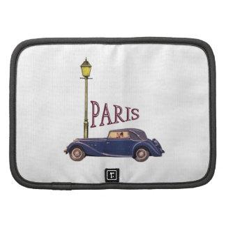 1920's Automobile - Paris Organizer