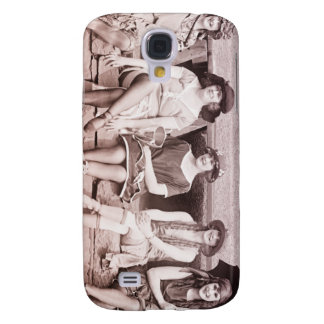 1920s Bathing Beauties Galaxy S4 Cover