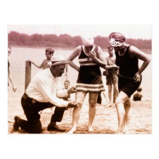 1920s Bathing Beauties Post Card