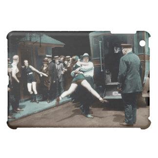1920's Bathing Suit Arrests Case For The iPad Mini