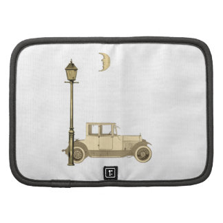 1920's Car and Street Lamp Planners