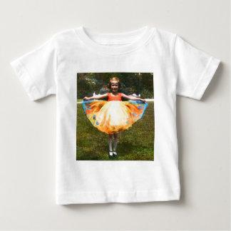 1920s Child Bright Dress
