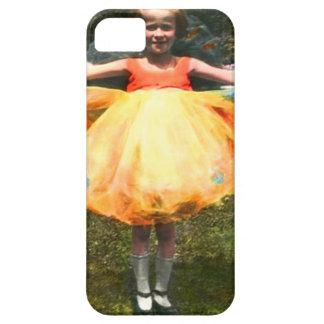 1920s Child Bright Dress iPhone SE/5/5s Case