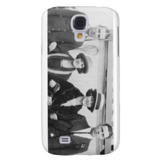 1920's Couples Night Out Samsung S4 Case