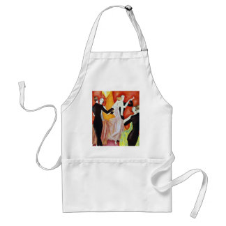 1920's Dancing Couples Adult Apron
