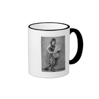 1920s Flapper Fashion Coffee Mugs