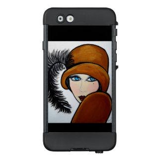 1920'S FLAPPER  GIRL LifeProof NÜÜD iPhone 6 CASE