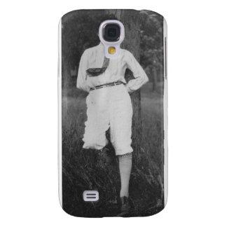1920's Girl by Tree Samsung Galaxy S4 Case