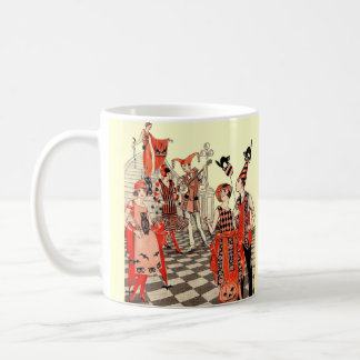1920's Halloween Costume Party Coffee Mug