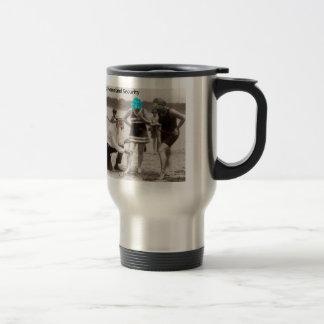 1920's Homeland Security Travel Mug
