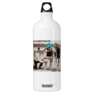 1920's Homeland Security Water Bottle