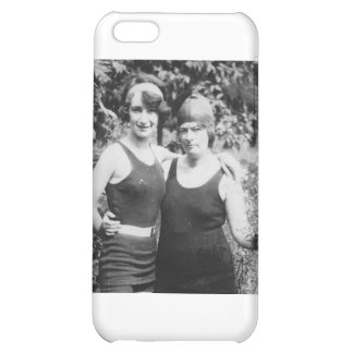 1920's Mother and Daughter in bathingsuits Cover For iPhone 5C