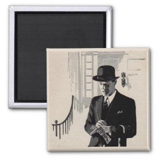 1920s Mr. Natty the sharp dressed man Magnet