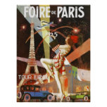1920's Paris Art Deco Print