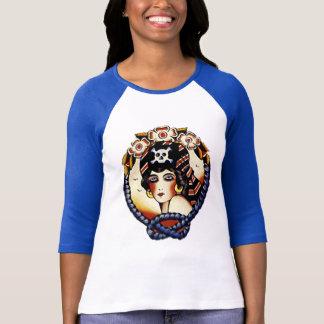 1920s Pirate Girl T-Shirt