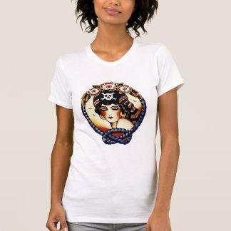1920s Pirate Girl Tees