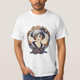 1920s Sailor Girl T-Shirt