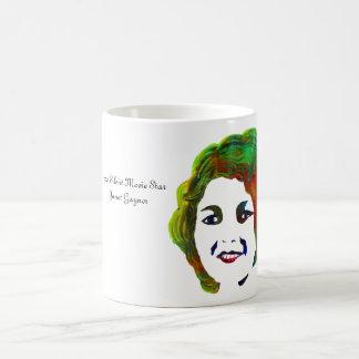 1920s Silent Movie Star Janet Gaynor Coffee Mug