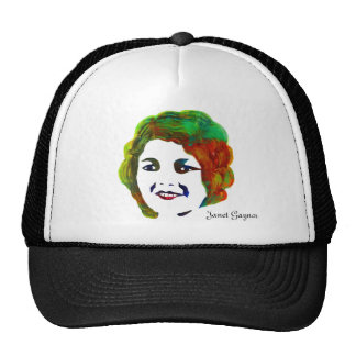 1920s Silent Movie Star Janet Gaynor Hats