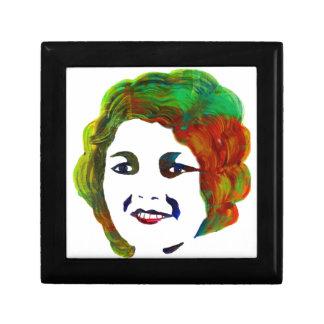 1920s Silent Movie Star Janet Gaynor Keepsake Box