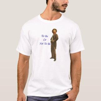 1920's Stage Actor - Vintage Illustration T-Shirt