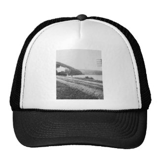 1920's Train on Track Hat