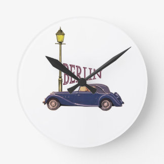 1920's Vintage Automobile - Berlin Clock