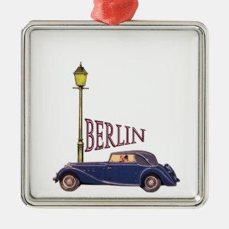 1920's Vintage Automobile - Berlin Metal Ornament