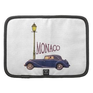 1920's Vintage Automobile - Monaco Folio Planners