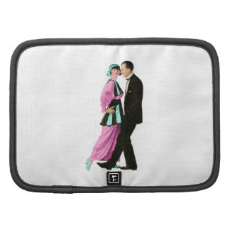 1920's Vintage Dancing Couple Planners