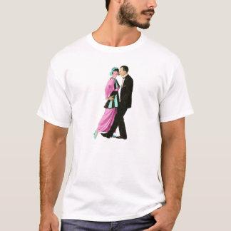 1920's Vintage Dancing Couple T-Shirt